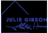 Julie Gibson Homes Logo